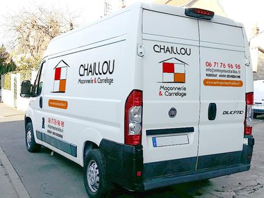 Chaillou - Camion Grand